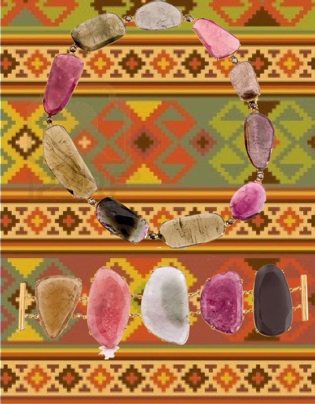 Colección de inspiración africana, 2012, Tous