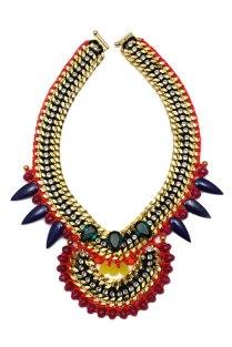 Maxi collar Akong