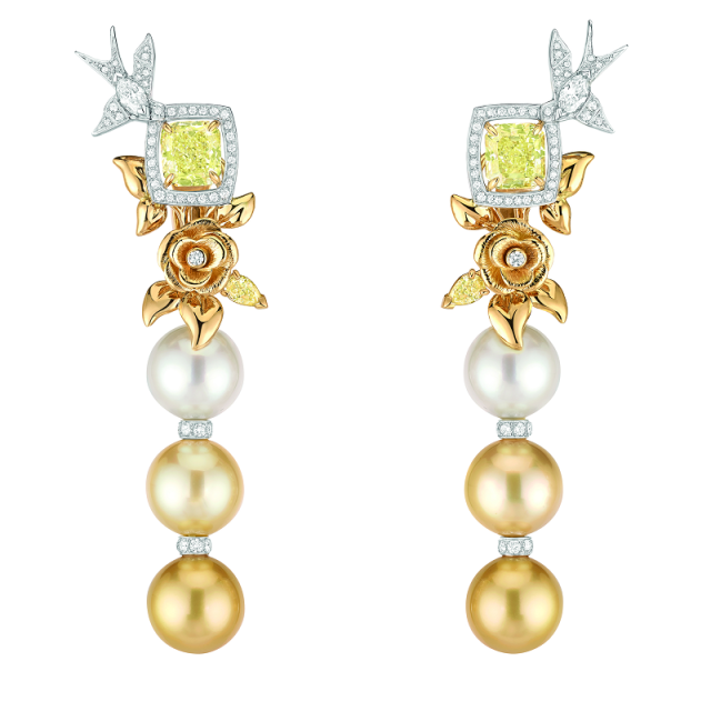 Chanel-Les-Perles-de-Chanel-Envolee-Solaire-Earrings
