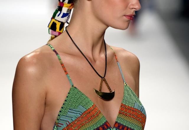 Mara Hoffman - Runway - Mercedes-Benz Fashion Week Spring 2014