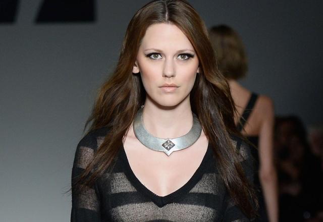 Mark And Estel - Runway - Mercedes-Benz Fashion Week Spring 2014