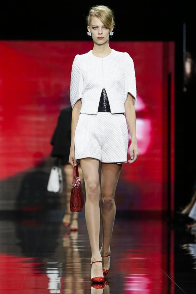 Giorgio Armani Privé, Couture, Fall Winter, 2014, Fashion Show in Paris