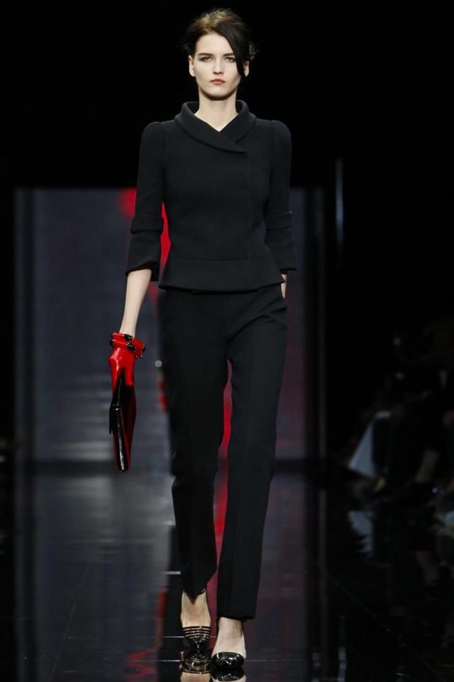 Giorgio Armani Privé, Couture, Fall Winter, 2014, Fashion Show in Paris